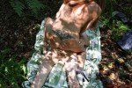 Free porn pics of Slut Muriel fucked in the woods 1 of 25 pics
