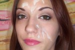 Free porn pics of Cum facial fake for ziller 1 of 2 pics