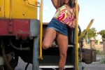 Free porn pics of My Railroad Pictures 1 of 7 pics