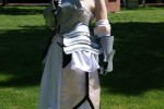 Free porn pics of Saber Lily cosplay 1 of 10 pics
