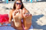 Free porn pics of Sweet and cute feet 1 of 184 pics
