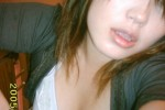 Free porn pics of YOUNG TEEN GIRLS FLASHING THEIR BIG CLEAVAGE 1 of 50 pics