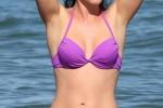 Free porn pics of sexy british brooke vincent in purple bikini 1 of 16 pics