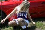 Free porn pics of Britney cheerleader 1 of 167 pics