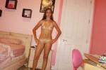 Free porn pics of Tanline Teen Hottie 1 of 16 pics