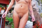 Free porn pics of Nude gardening 1 of 13 pics