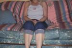 Free porn pics of Lusy in capri jeans 1 of 14 pics