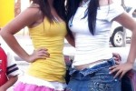 Free porn pics of Gorgeous Teen Blanquita And Friend 1 of 34 pics