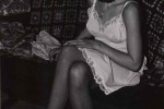 Free porn pics of Vintage slips and stockings 1 of 28 pics