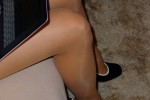 Free porn pics of sister in law - pantyhose and heels 1 of 1 pics