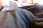 Free porn pics of Me in the train 1 of 5 pics
