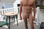 Free porn pics of Naked outdoors 1 of 1 pics