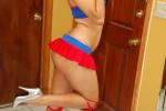 Free porn pics of Sandra - Cheerleader 1 of 31 pics