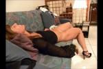Free porn pics of Italian Redhead Milf Sucking and Fucking 1 of 3 pics