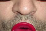 Free porn pics of Condom & cum play 1 of 10 pics