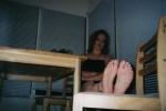 Free porn pics of The ticklish feet of Jennifer 1 of 5 pics
