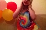 Free porn pics of Bunny is a little rainbow girl 1 of 3 pics