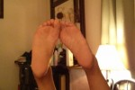Free porn pics of G - Ass and Soles 1 of 14 pics