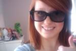 Free porn pics of Cute redhead teen posing  1 of 42 pics