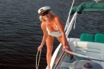 Free porn pics of Wanton Wife/ Out on the Boat 1 of 43 pics