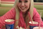 Free porn pics of Skinny Blonde Teen 1 of 17 pics