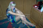 Free porn pics of Cute polish girl in hot pantyhose 1 of 8 pics