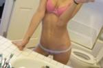 Free porn pics of Skinny Amateur Selfshots 1 of 52 pics