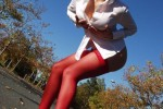 Free porn pics of Red stockings 1 of 16 pics