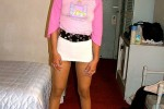 Free porn pics of Asian Teen Street Meet: Bird Fucks in a Pink Princess T-Shirt  1 of 18 pics