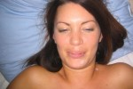 Free porn pics of Brunette Milf Fucking on Vacation 1 of 58 pics