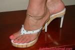 Free porn pics of KF - Amazing Feet, Perfect Toes, Various Heels 1 of 56 pics