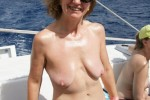 Free porn pics of More SEX on the boat with big-hole-wife - what a creamy pussy! 1 of 4 pics