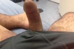 Free porn pics of My Hard Cock  1 of 2 pics