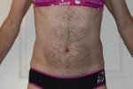 Free porn pics of CD & Pee - new Hello Kitty shorts and bra/panty set 1 of 20 pics
