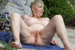 Free porn pics of chubby naturist outdoors full open legs 1 of 22 pics