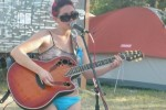 Free porn pics of some singer/song writer bitch naked at festivals 1 of 75 pics