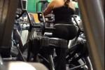 Free porn pics of Slut at the gym 1 of 15 pics