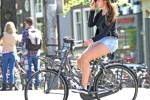Free porn pics of Sexy Girls Riding Bicycles on Streets of Amsterdam 1 of 24 pics