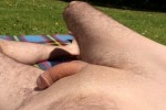 Free porn pics of sun bathing in the park 1 of 1 pics