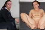 Free porn pics of Amateur Mutter Hausfrau angezogen und nackt 1 of 11 pics