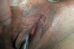 Free porn pics of Female Pee Hole Stretch 1 of 28 pics