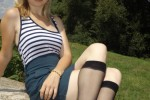 Free porn pics of Very Sexy Bitch in Knee Socks - Click Here Please ! 1 of 4 pics