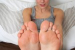 Free porn pics of Ina white socks and soles 1 of 42 pics