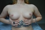 Free porn pics of Showing off my tats and piercings 1 of 7 pics