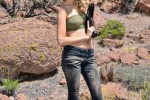 Free porn pics of Photoshoot in the desert 1 of 80 pics