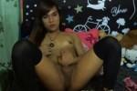 Free porn pics of Cute Asian Tranny Jerking Off 1 of 1 pics