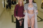 Free porn pics of Kim and Michelle - Shopping 1 of 13 pics
