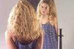 Free porn pics of Anjou - Purple Sun Dress 1 of 115 pics