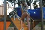 Free porn pics of Upskirts at the playground 1 of 12 pics