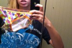 Free porn pics of Teen Kaitlyn Showing Off Her Cute Little Undies 1 of 24 pics